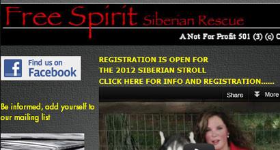 Free-Spirit Siberian Rescue, Inc.